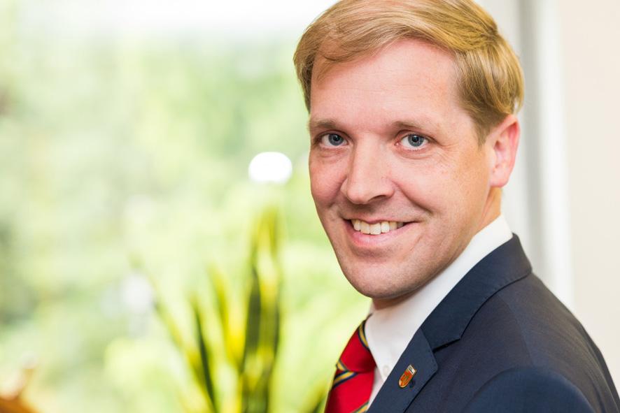 Landrat Dr. Christian Schulze Pellengahr