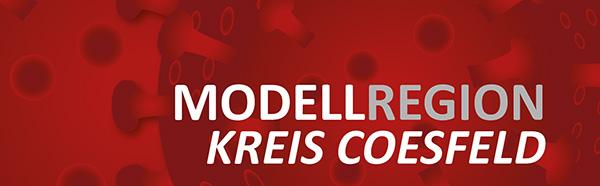 Corona Modellregion Kreis Coesfeld